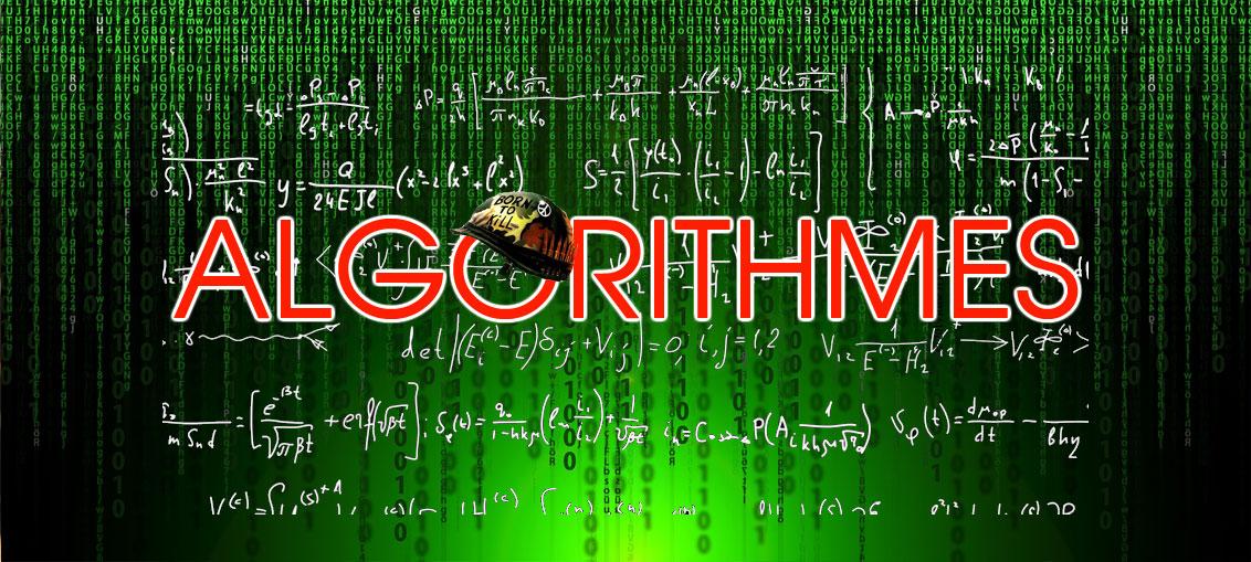 les algorithmes et les apprentis sorciers
